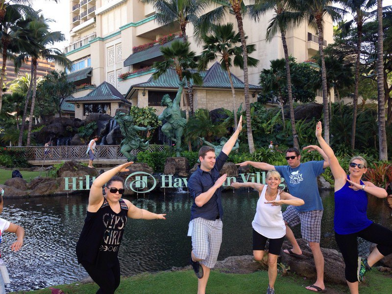 Team Building Honolulu