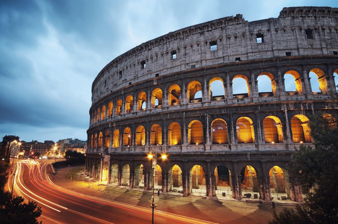 Go Game Rome