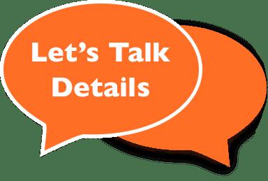Let's Talk Details