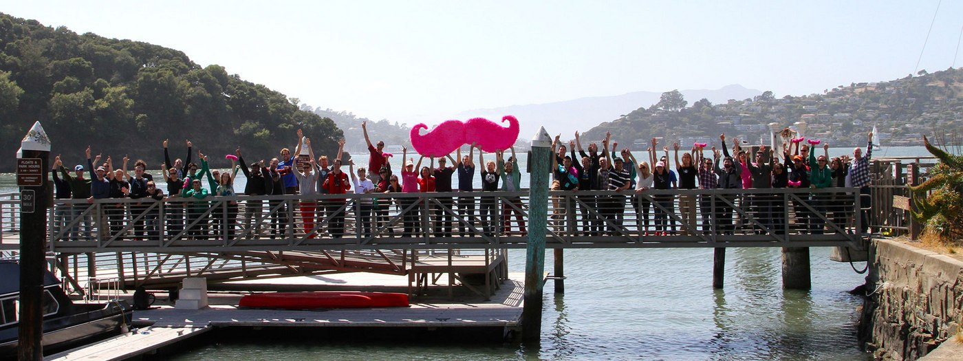 Lyft Angel Island Go Game